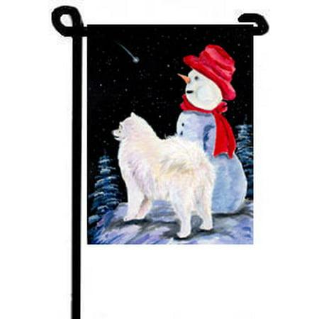 Left Side Banner - Samoyed (Snow Buddies) - 11