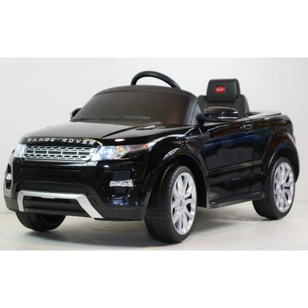 New Official Range Rover 12v Kids, Boys, Girls Ride on Car ,RC,MP3, Lights