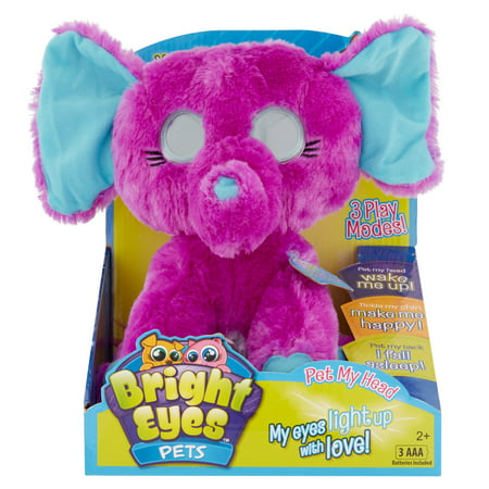 Bright Eyes Pets Pet My Head Pet Toy