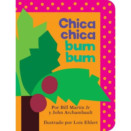 Chica chica bum bum (Chicka Chicka Boom Boom) -