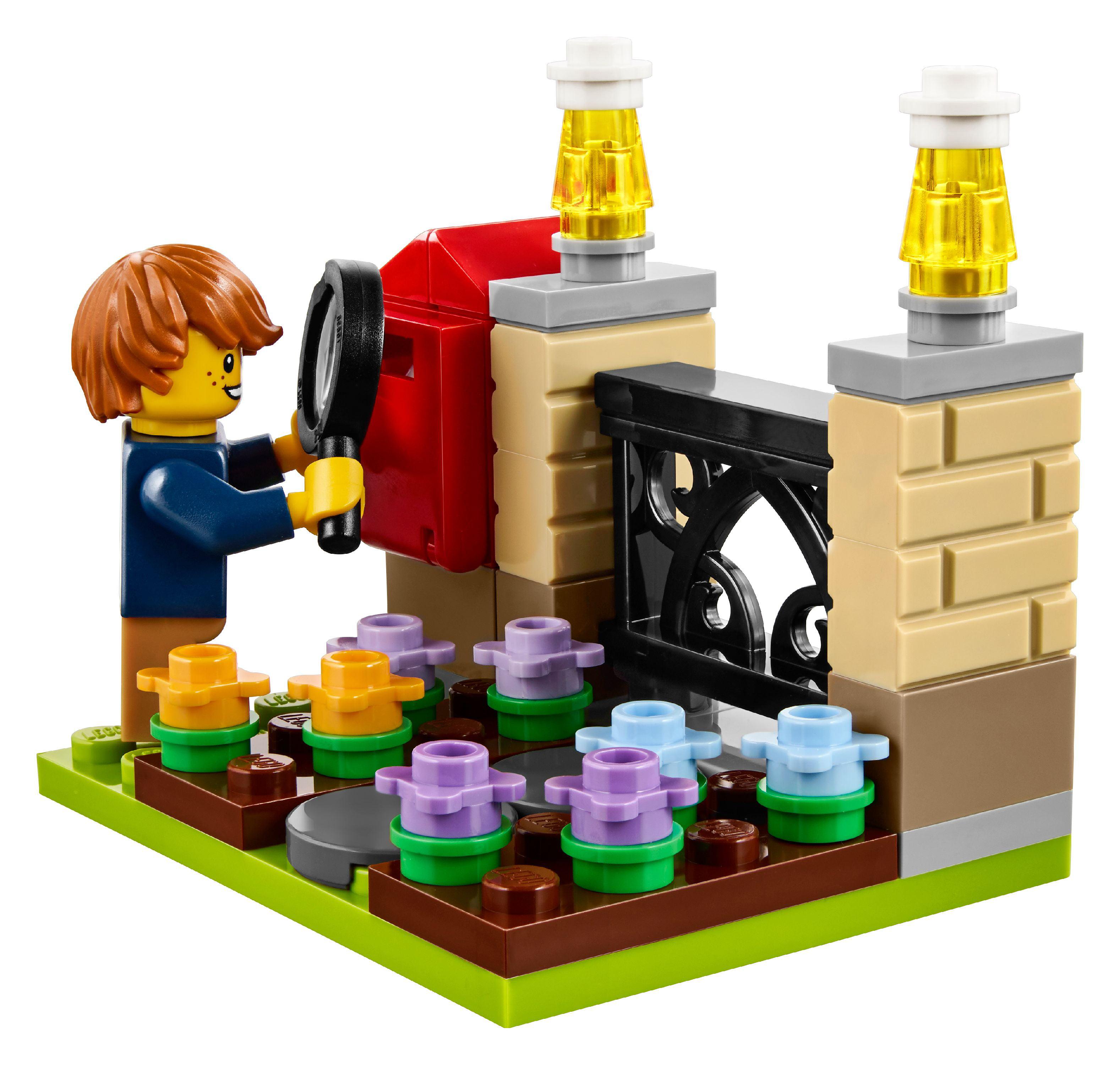 LEGO Seasonal Easter Egg Hunt 40237 Building Set (145 Pieces)