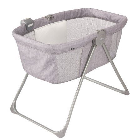 Evenflo loft portable bassinet grey for Portable bassinet