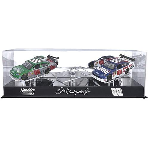 Dale Earnhardt Jr Fanatics Authentic 1:24 Scale 3-Car Case - No Size