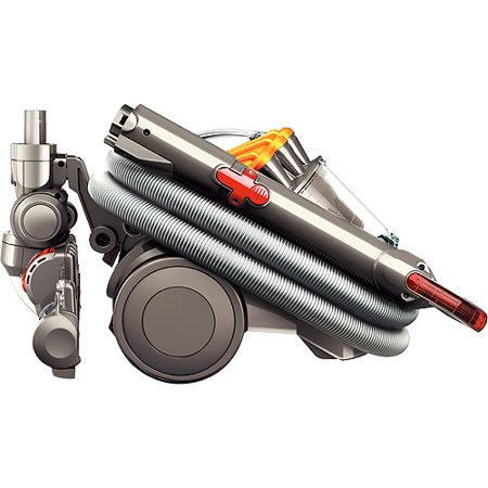 dyson dc23 motorhead stowaway canister vacuum. Black Bedroom Furniture Sets. Home Design Ideas