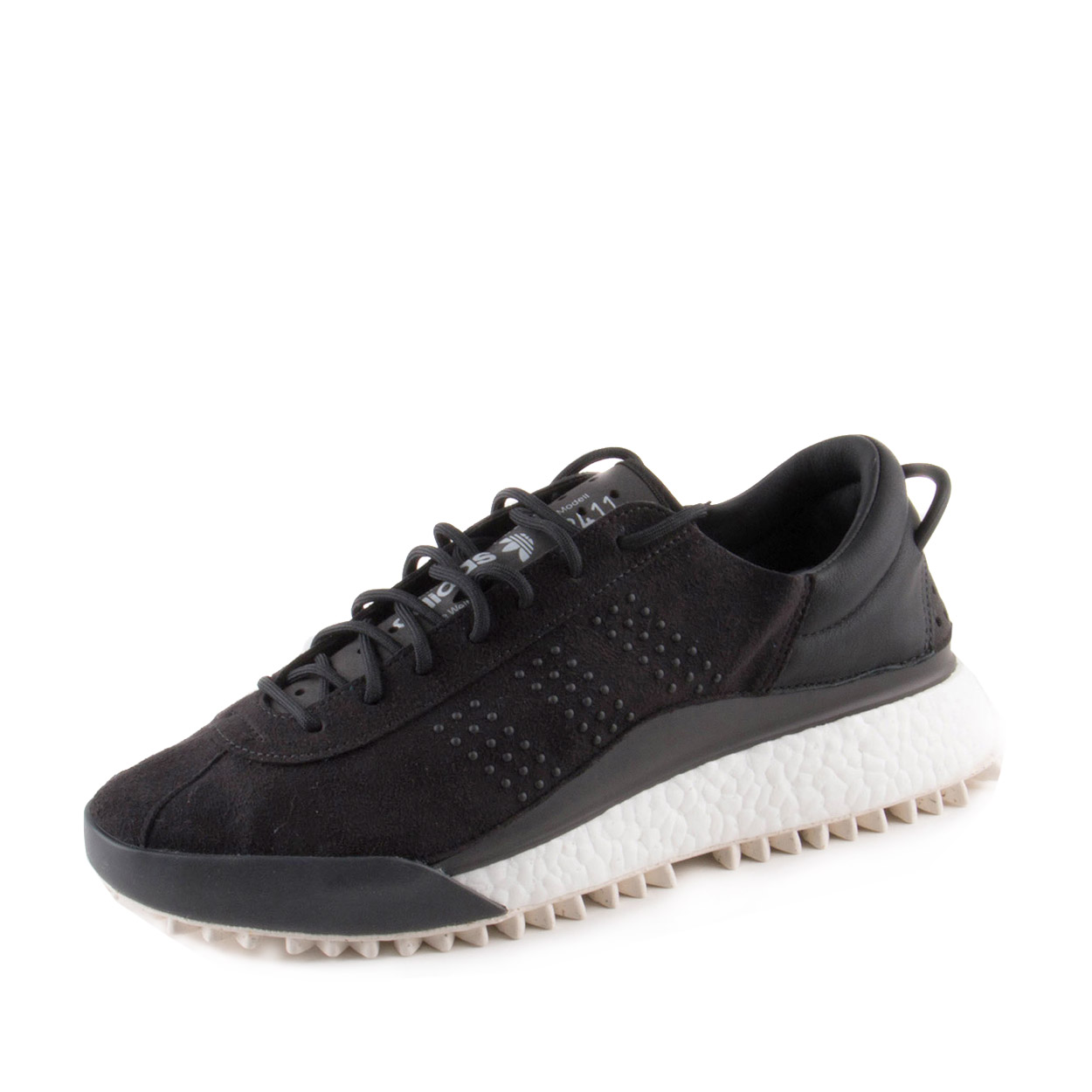Adidas Mens Alexander Wang AW Hike Lo Black White AC6839 by Adidas