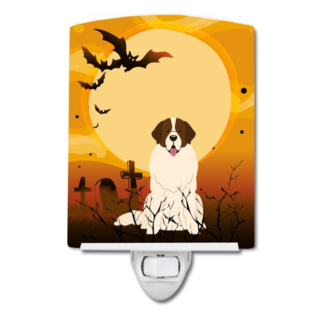 Halloween Moscow Watchdog Ceramic Night Light