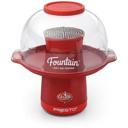 Orville Redenbacher's® Hot Air Fountain® Popper by Presto