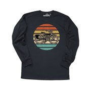 Cycling Vintage Bicycle for Cyclist Long Sleeve T-Shirt