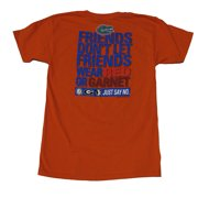 Flordia Gators T-shirt - Friends Don't Let Friends Wear Red Or Garnet