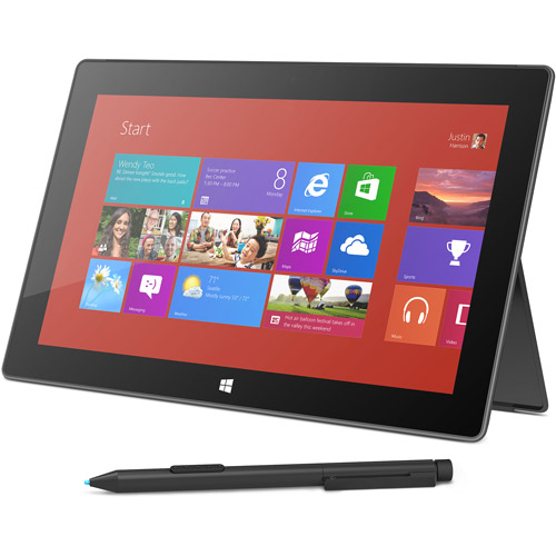 Microsoft Surface Pro with 128GB Memory and Windows 8 Pro