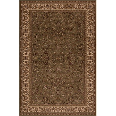 Concord Global Trading Persian Classics Collection Kashan Area Rug