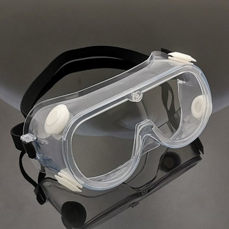 Safety Glasses Lab Eye Protection Medical Protective Eyewear Helps Prevent Dust Supply - image 5 de 17