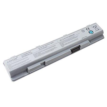AGPtek Silver 8Cell 14.4V 5200mAh Li-ion Replacement Batt...