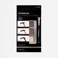 COVERGIRL Easy Breezy Brow Powder Kit, 705 Rich Brown