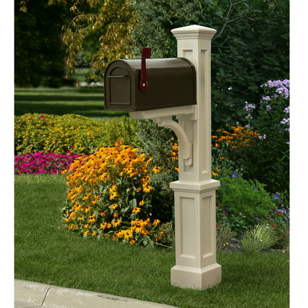 Newport Plus Mail Post Clay