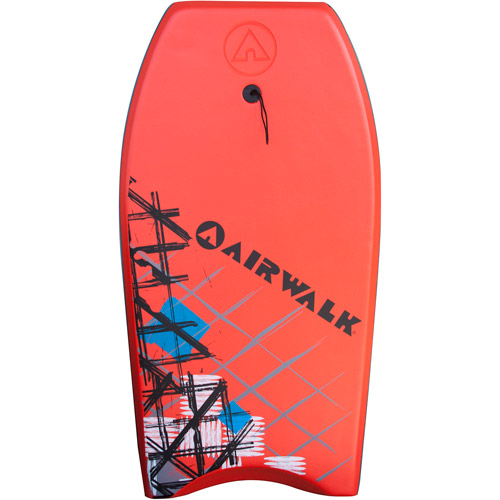 "Airwalk Swell 2 Series 41"" Body Board, Red"