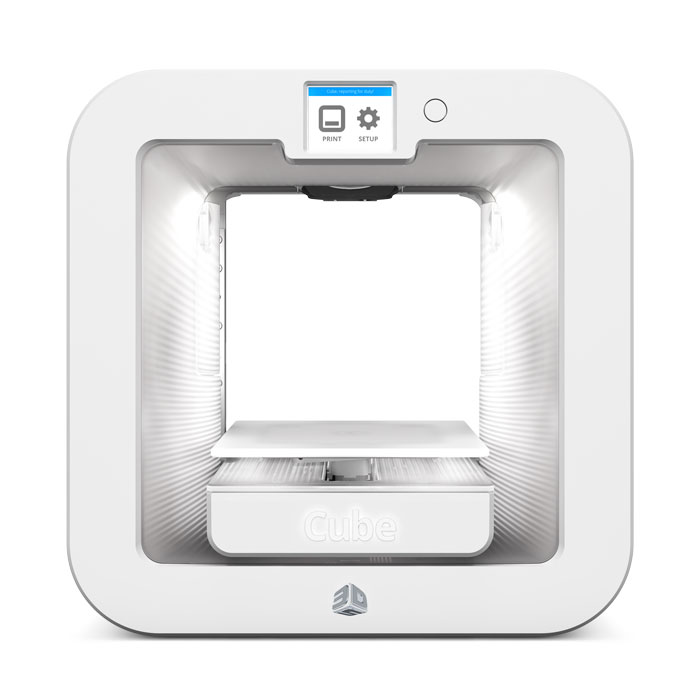 3D SYSTEMS OEM Jet Printer, COLOR