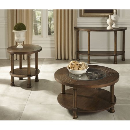 wildon home clockworks occasional coffee table set