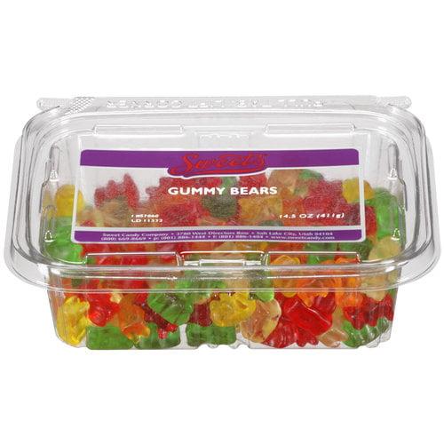 Sweet's Gummy Bears Candy, 14.5 oz