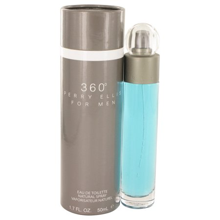 PERRY ELLIS 360 Cologne. EAU DE TOILETTE SPRAY 1.7 oz / 50 ML By Perry Ellis -