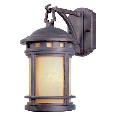 Designers Fountain Outdoor 2370-AM Sedona Wall Lantern