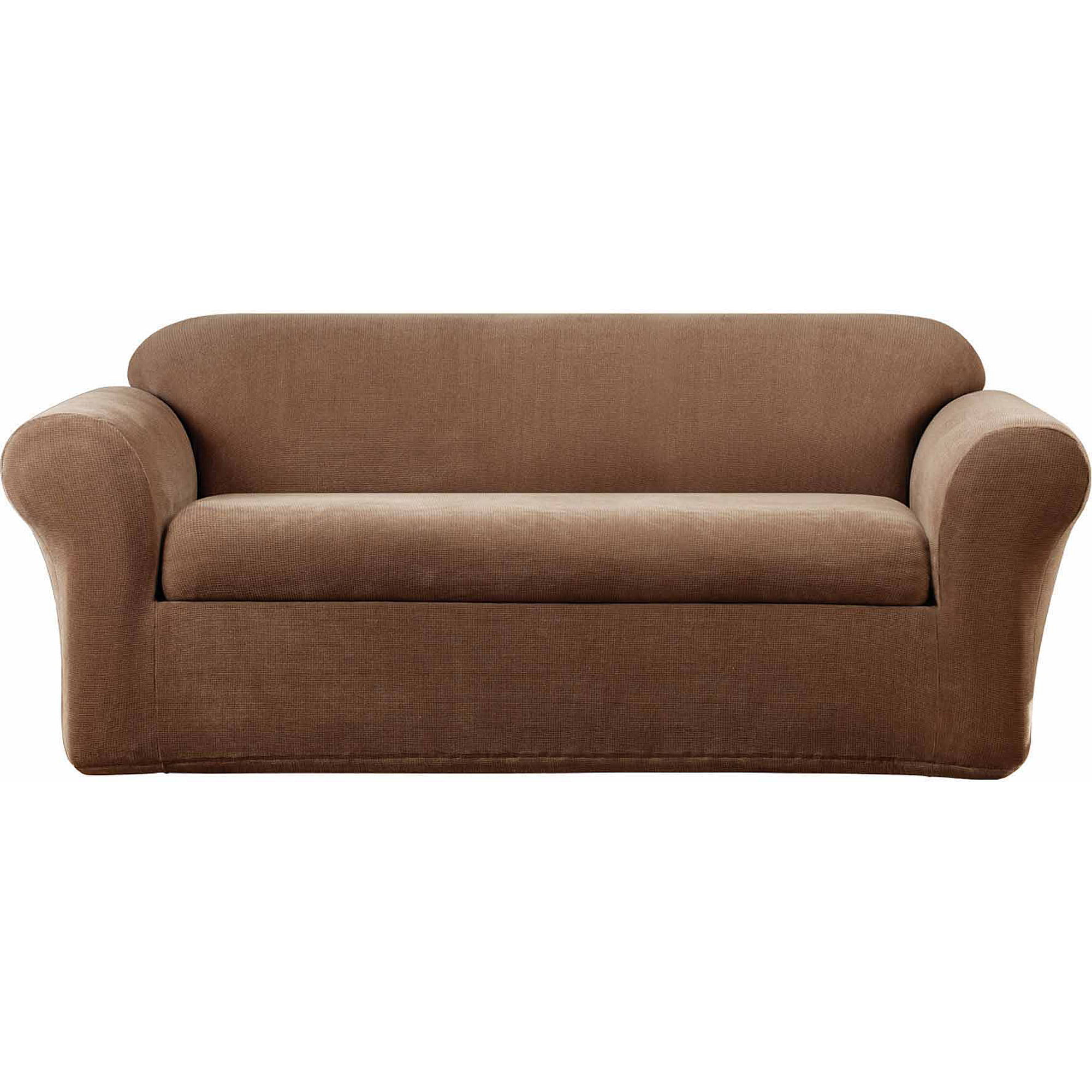 Sure Fit Stretch Metro Separate Seat Sofa Slipcover Walmart