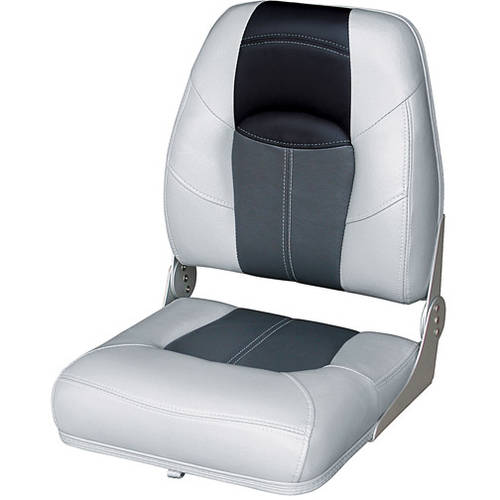 Wise Blast Off Series High Back Seat, Grey/Charcoal/Black