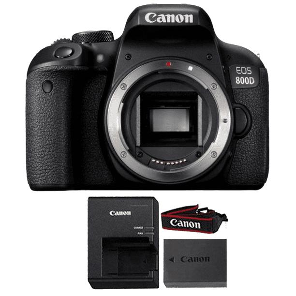 Canon 800D T7i DSLR Camera