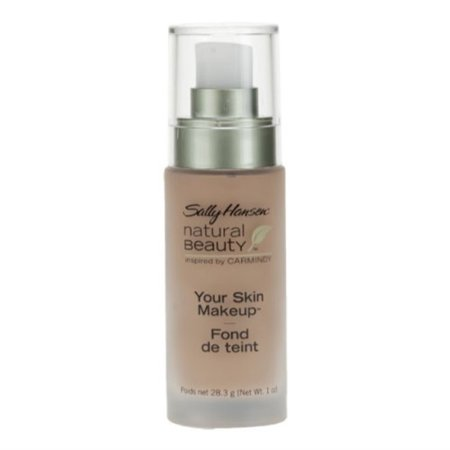 Sally Hansen Natural Beauty Your Skin Makeup, Inspired By Carmindy, Golden Beige
