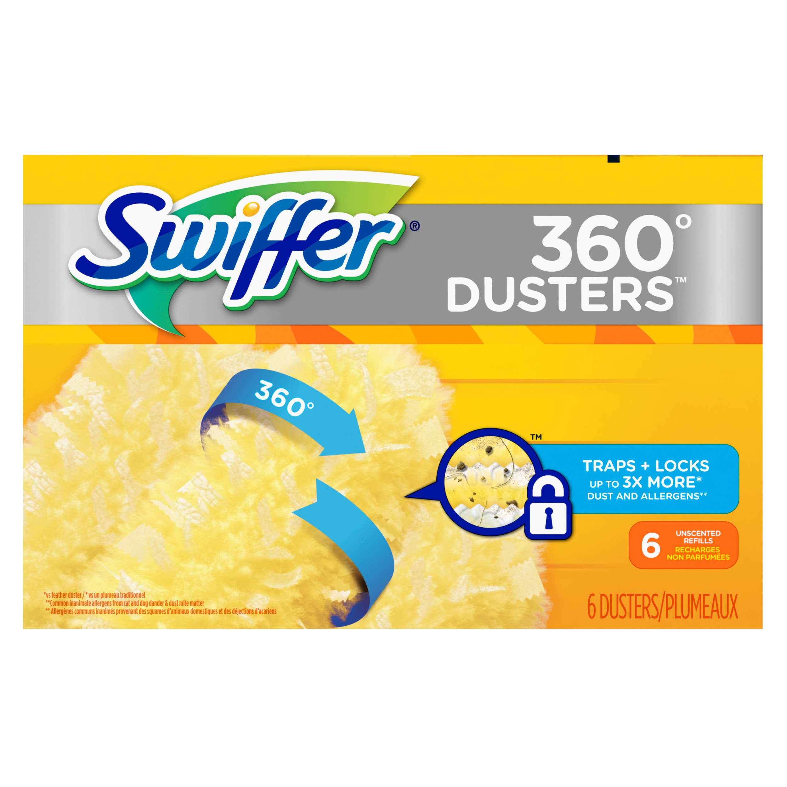 Swiffer 360 Dusters Refills 6 Count