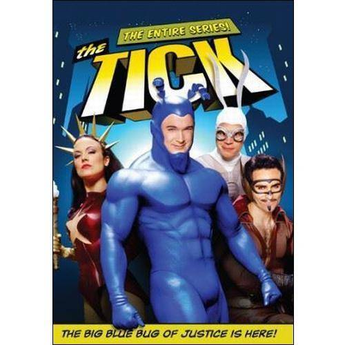 The Tick: The Entire Series! (Full Frame)