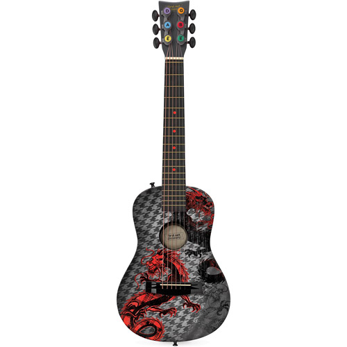 """First Act 30"""" Acoustic Guitar, Red Dragon"""