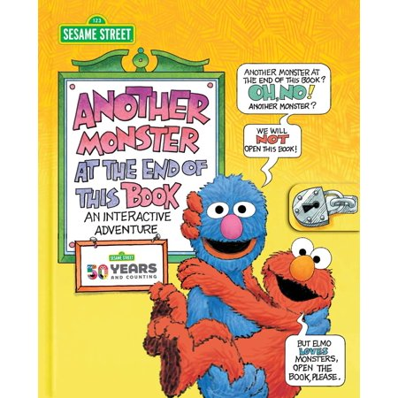 Sesame Street: Another Monster at the End of This Book : An Interactive