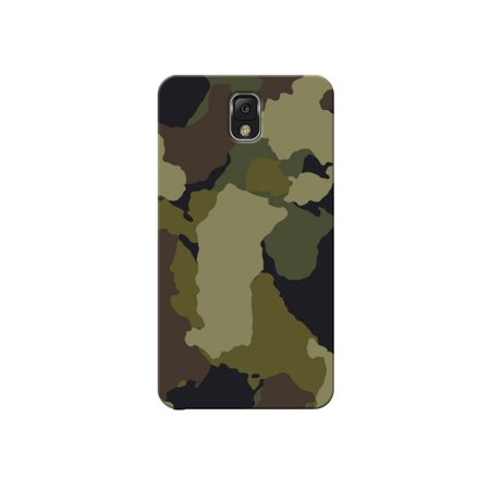 Army Military Olive Camo Phone Back Cover for Samsung Note 3 Camouflage Case By iCandy