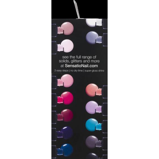 Sensationail French Manicure Steps Papillon Day Spa