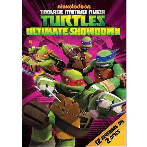 Teenage Mutant Ninja Turtles: Ultimate Showdown (With INSTAWATCH) (Widescreen)