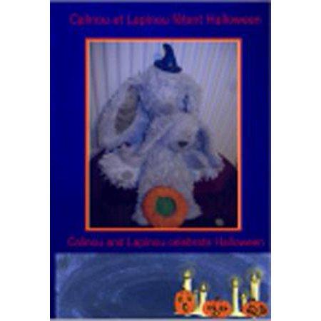 Calinou et Lapinou fêtent Halloween!! - eBook](Et Halloween Gif)
