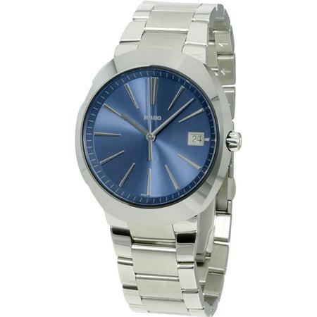Rado D-Star Blue Dial Stainless Steel Men's Watch R15943203 (Rado D Star 200)