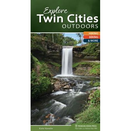 Explore twin cities outdoors : hiking, biking, & more: 9781634041140 - Party City Hiring