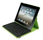 2Cool 2C-RTCK03-LM Duo-View Bluetooth Keyboard Case for Apple (Refurbished)