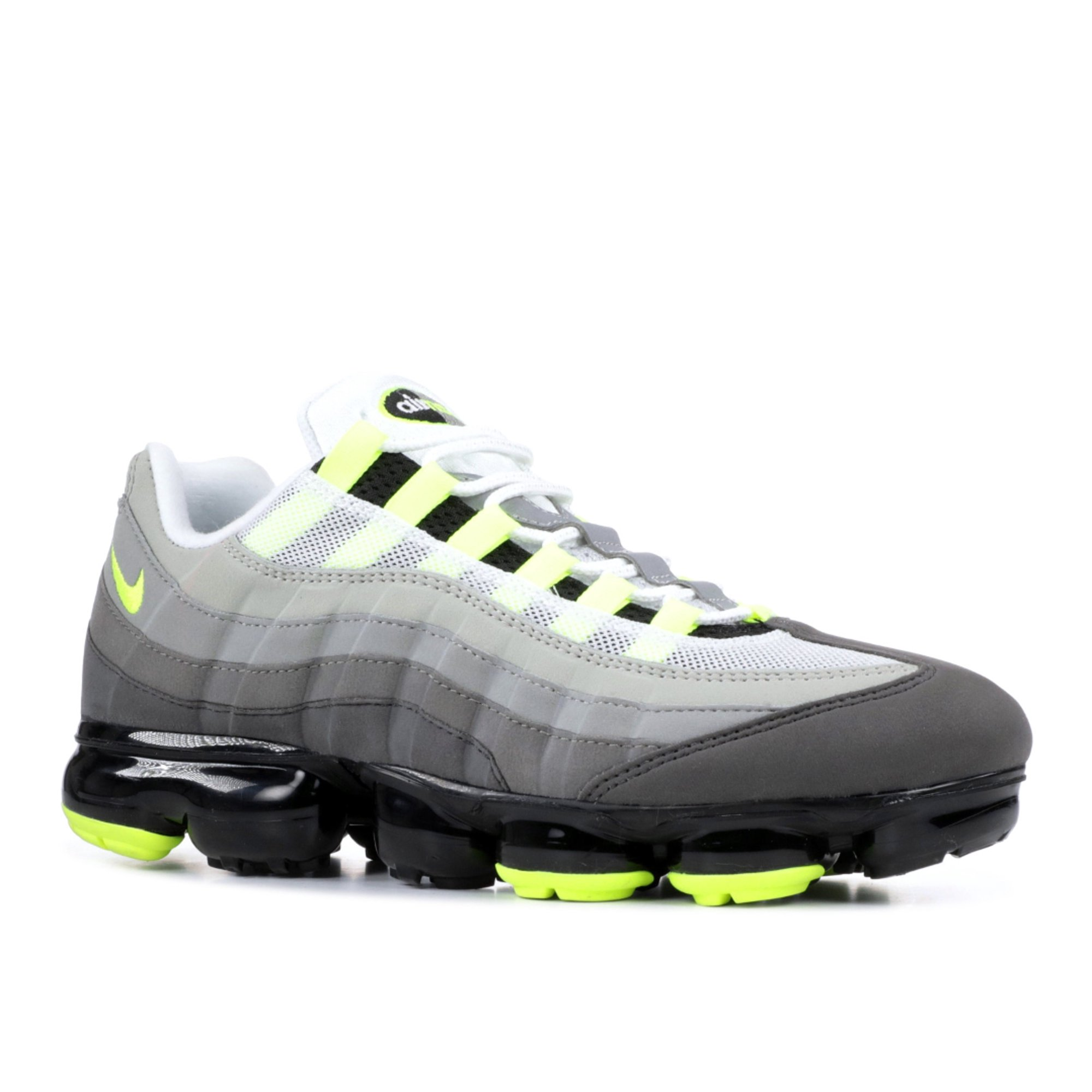 sports shoes e9c4c bfdac Nike - Men - Air Vapormax '95 'Neon' - Aj7292-001 - Size 10