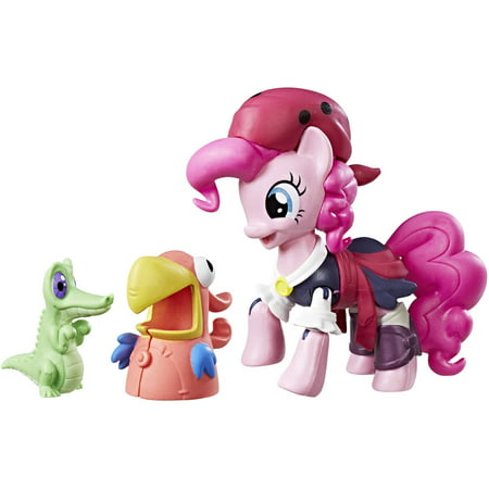 My Little Pony the Movie Guardians of Harmony Pinkie Pie Pirate Pony (My Little Pony Walking Pinkie Pie)