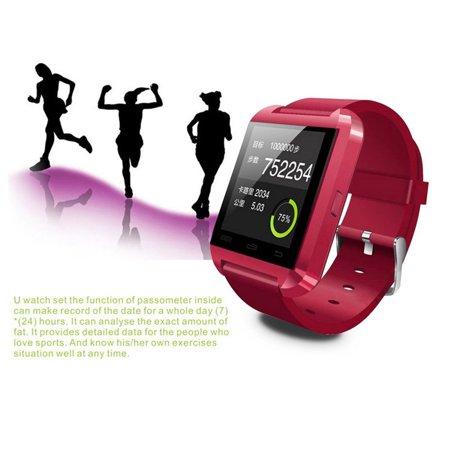 Smart Wrist Watch Phone Camera Card Mate Universal For Smart Phone - image 3 of 8