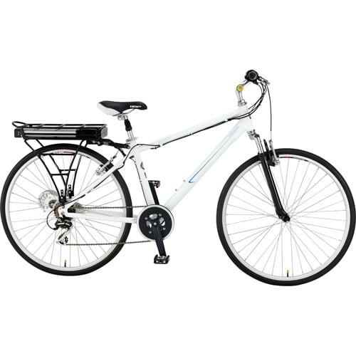 Izip Via Rapido Diamond Frame 27 Mens Electric Bike