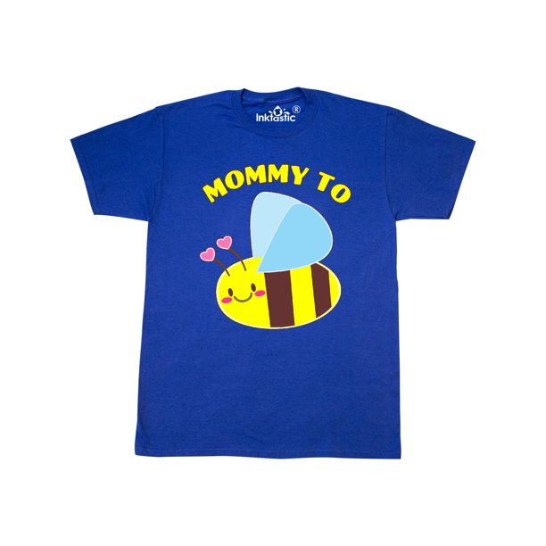 Mommy to Bee- cute T-Shirt