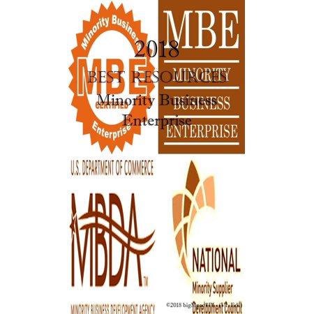 2018 Best Resources for Minority Business Enterprise -
