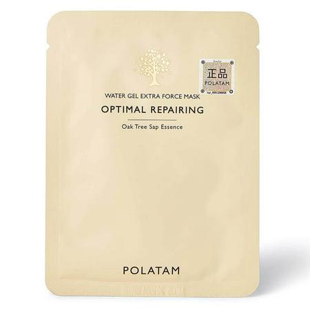 Polatam Water Gel Extra Force Optimal Repairing Sheet (Best Mask Sheet Of Watsons Repairs)