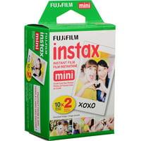 Fujifilm Instax Mini Twin Film Pack (20 Photos)