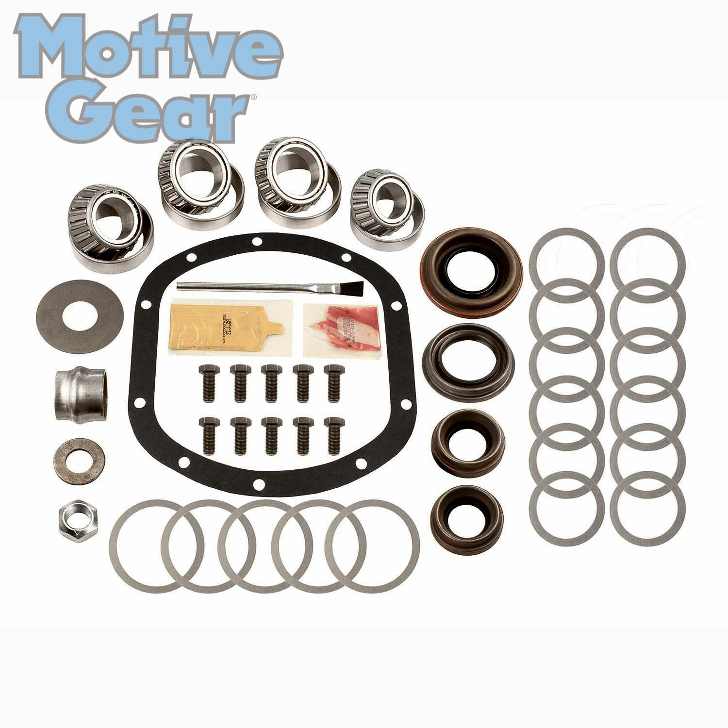 Motive Gear R30LRAMK MOGR30LRAMK DANA 30 TJ ALL/WJ 1997-UP MASTER BEARING KIT