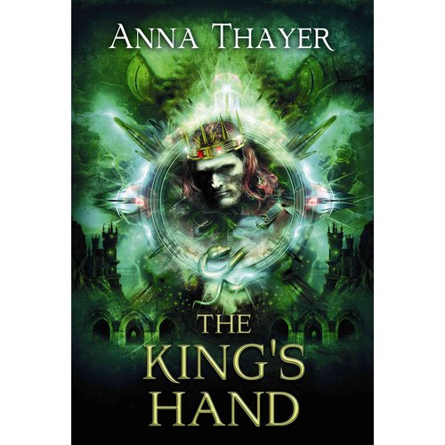 The King's Hand: The Knight of Eldaran, Book 2